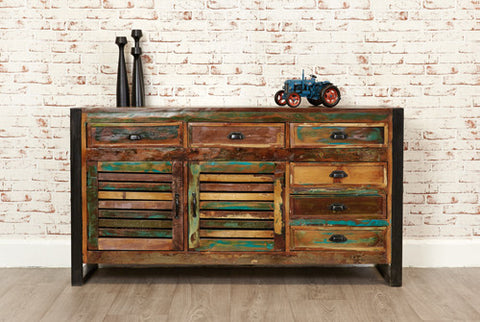 Urban Chic Reclaimed Large Sideboard