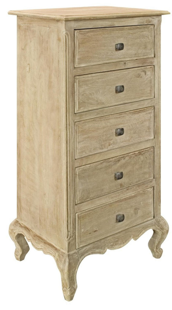 Maison 5 Drawer Chest Of Drawers - lovefurnitureuk