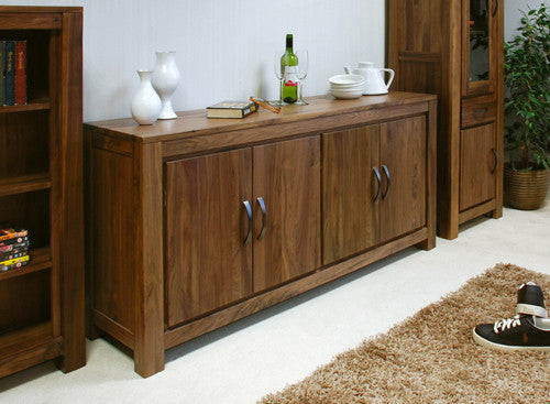 Mayan Large Low Sideboard - lovefurnitureuk