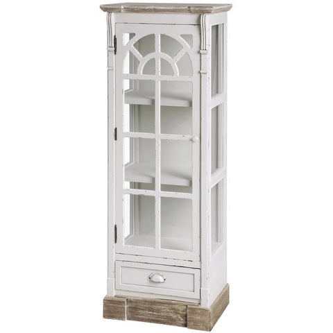 New England Shabby Chic Glazed Unit