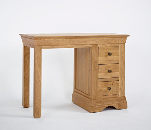 Normandy Oak Dressing Table