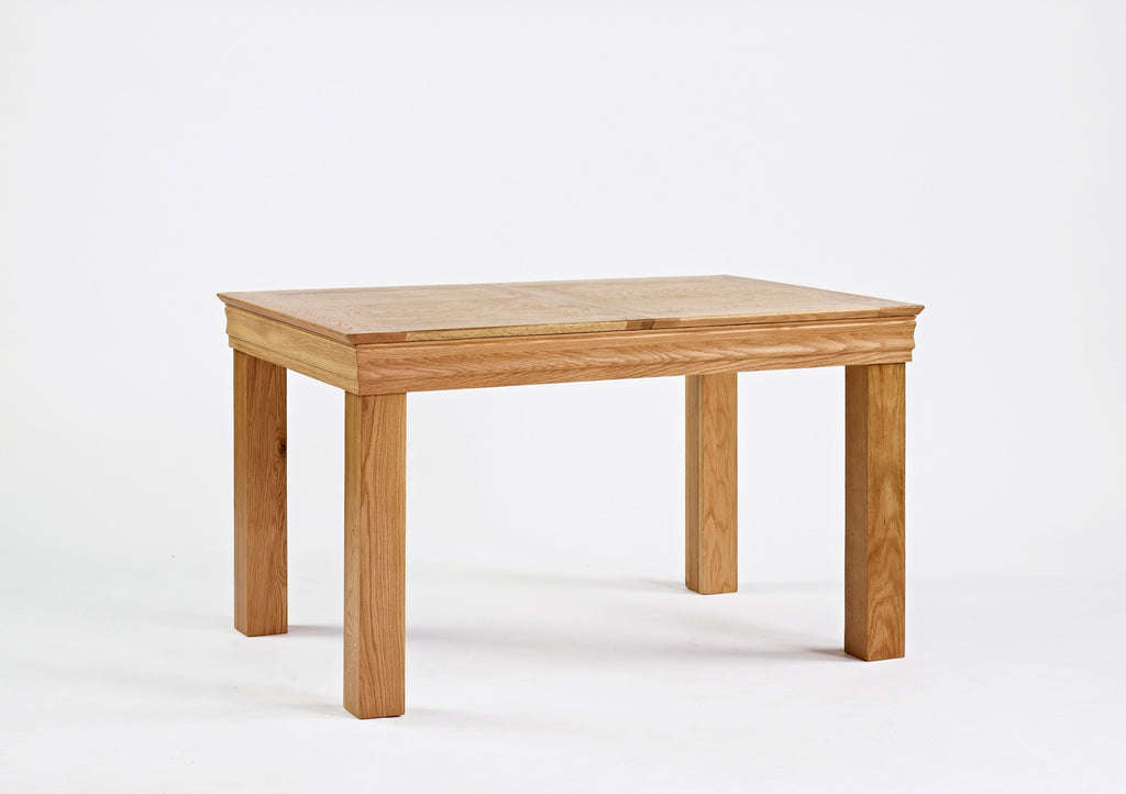 Normandy Oak Extending Dining Table - lovefurnitureuk - 1
