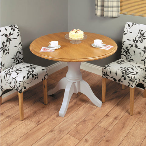 Chadwick Painted Round Dining Table