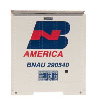 48' Smooth Side Container - BN America - BNAU
