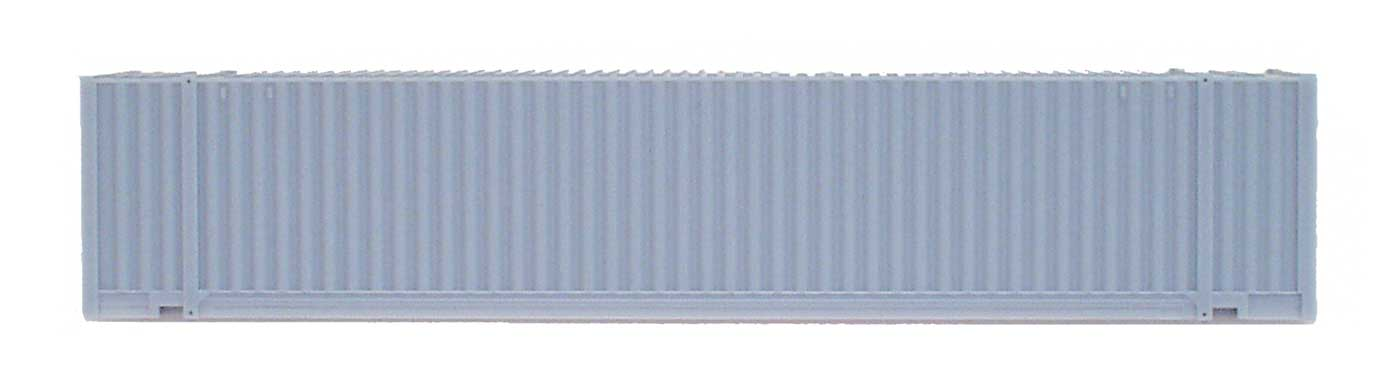 48' Jindo Corrugated Container - Undecorated