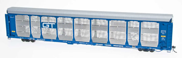 N Scale Bi-Level Auto Rack  - Grand Trunk Western