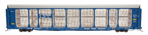 HO Scale Bi-Level Auto Rack  - Grand Trunk Western