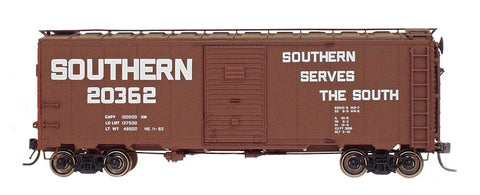 "1397 AAR 40' 10'6"" Boxcar - Southern"