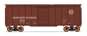 "1397 AAR 40' 10'6"" Boxcar - Missouri-Illinois"