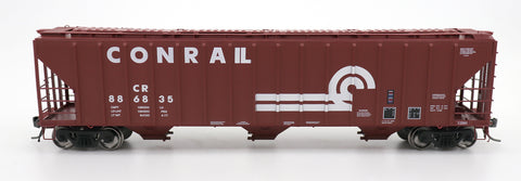 4785 PS2-CD Covered Hopper - Early Frame - Conrail - Red Large Logo