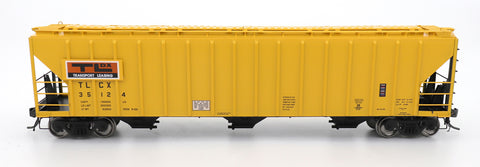 4785 PS2-CD Covered Hopper - Early Frame - Transport Leasing TLCX