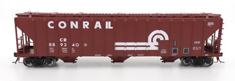 4785 PS2-CD Covered Hopper - Late End Frame - Conrail - Red Large Logo