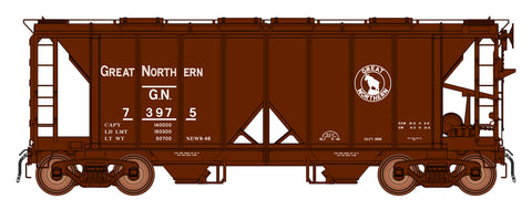 1958 cu. ft. 2-Bay Hopper - Great Northern