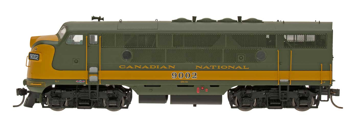 F3A Locomotive  - Canadian National