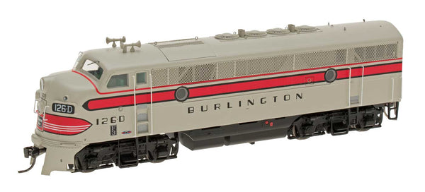 F3A Locomotive - Chicago, Burlington & Quincy Phase 3