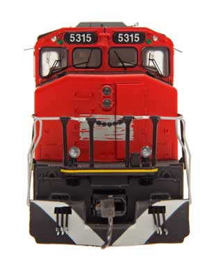 SD40-2W - New Hope and Ivy - CN Stripe Paintout