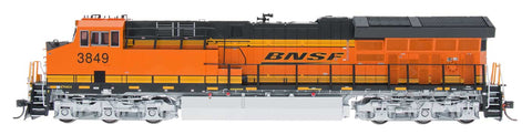 Tier 4 GEVO Locomotive - BNSF New Image - ET44C4