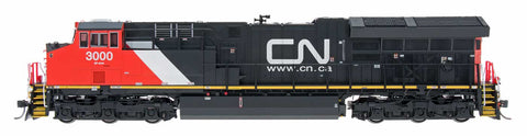 Tier 4 GEVO Locomotive - Canadian National - EF-644t
