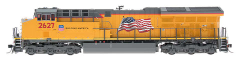 Tier 4 GEVO Locomotive - Union Pacific - C45AH