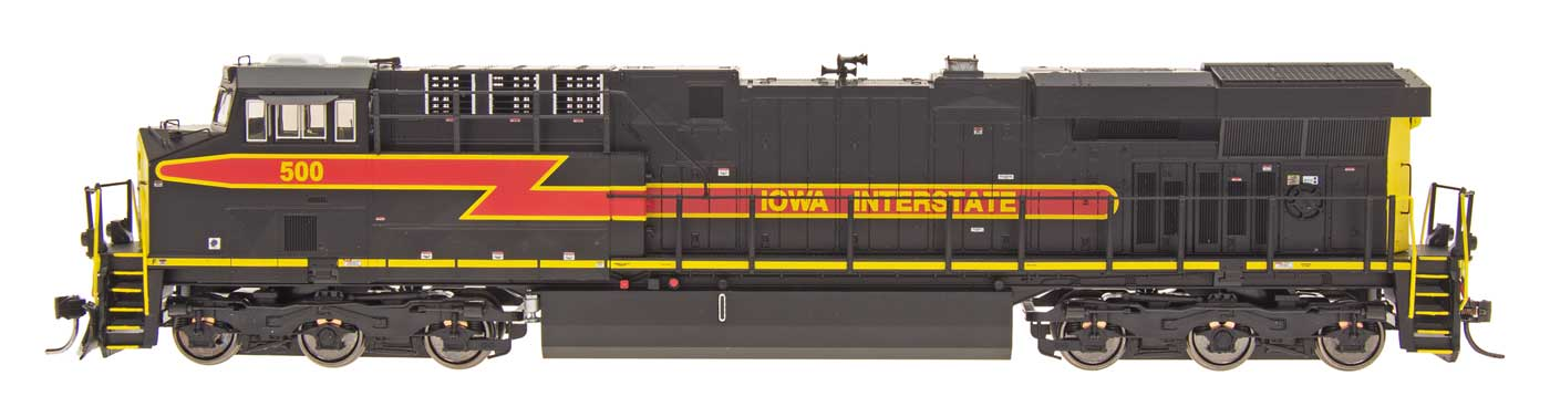 ES44AC - Iowa Interstate