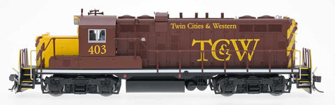 GP10 - Twin Cities & Western