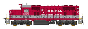 HO GP16 Locomotive - RJ Corman Railroad Company