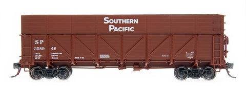 HO GS Drop Bottom Beet Gondolas - Southern Pacific - Composite Side w/ Board Extension