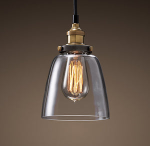 Lilith Adjustable Cord 6-inch Pendant Light