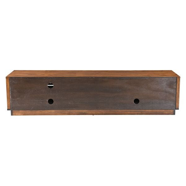 "70.9"" X 17.8"" X 16.2"" Wide Solid Fir Tv Stand"