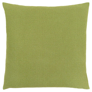 "18"" x 18"" Lime Green, Patterned - Pillow"