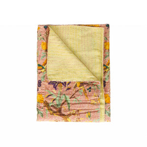 "50"" x 70"" Multi-colored Eclectic, Bohemian, Traditional - Throw Blankets"