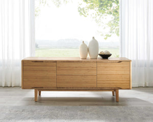 "72.05"" x 18.1"" x 27.2"" Sideboard, Caramelized"