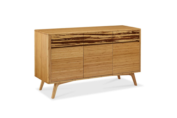 "57"" x 18.05"" x 32"" Sideboard, Caramelized"