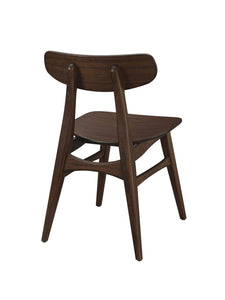 "19.5"" x 22.35"" x 30.85"" Dining Chair, Sable, (Set of 2)"