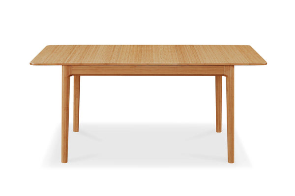 "67.7"" x 36"" x 29.55"" Extendable Dining Table, Caramelized"