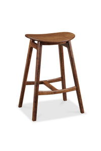 "19.9"" x 15.8"" x 31.5"" Bar Height Stool, Exotic, (Set of 2)"