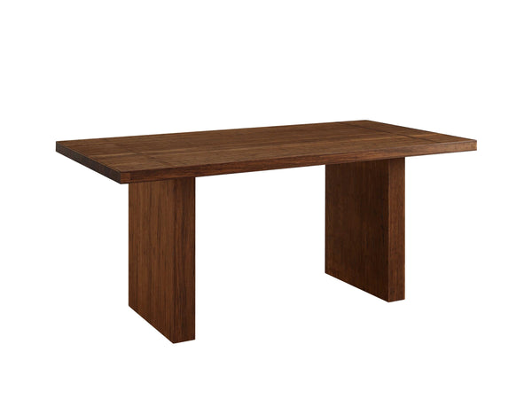 "84"" x 42"" x 30"" Dining Table, Distressed Exotic"