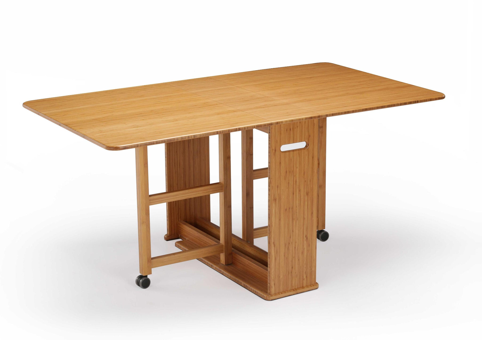 "64"" x 36"" x 29.55"" Gateleg Table, Caramelized"