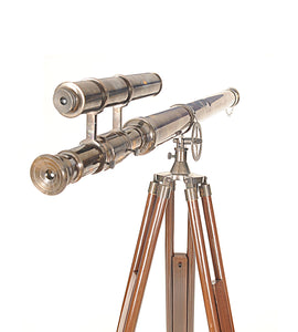 "2.6"" x 40"" x 62"" Telescope with Stand"