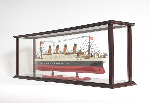 "9.5"" x 38.5"" x 16"" Medium, Display Case for Cruise Liner"