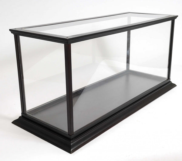 "14"" x 37.5"" x 15"" Display Case for Speed boat"