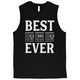 Best Dad Ever Guitar Chord Mens Sweet Fathers Day Muscle Shirt Gift