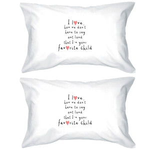 Favorite Daughter Pillowcases Standard Size Design Pillow Covers