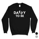 Daddy To Be Mens/Unisex Fleece Sweatshirt