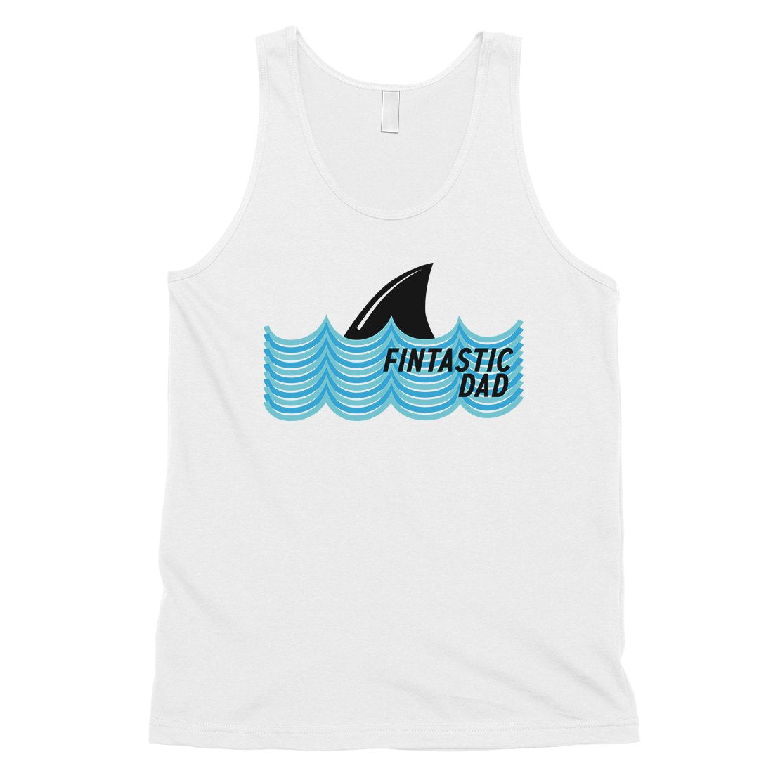 Fintastic Dad Mens Sleeveless Top