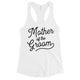 Mother Of Groom Tank Top Womens Bachelorette Party Mom-In-Law Gift