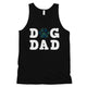 Dog Dad Mens Friendly Cool Cute Sleeveless Top Gift For All Dads