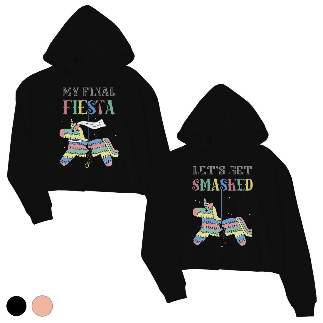 Final Fiesta Smashed Pinata BFF Matching Sweatshirts Gift Witty Fun
