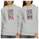 Tall Short Friend BFF Pullover Hoodies Matching Gift Best Friends