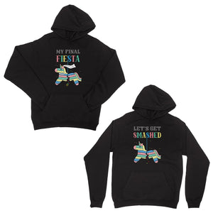 Final Fiesta Smashed Pinata BFF Pullover Hoodies Matching Gift Cool